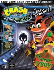 Crash Bandicoot : The Wrath of Cortex Official Strategy Guide for Xbox by...