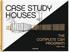 Case Study Houses by Elizabeth Smith, (Hardcover), Taschen , New, Free Shipping