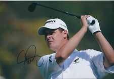 Jeff QUINNEY SIGNED Autograph 12x8 Photo AFTAL COA USA Walker Cup GOLF