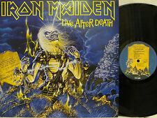 IRON MAIDEN - Live After Death LP (RARE Japanese Import on EMI w/Inners)