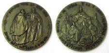 Medaglia Paulus VI In India 1964 Bombay Euch.Int.Conv. Bronzo (E.Senesi)