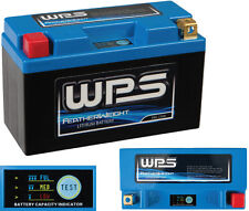 NEW WPS Lithium Battery 450 CCA Featherweight Light Waterproof HJ51913-FP-IL