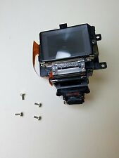 CANON EOS 1D REPAIR PART CG2-0714 PENTAPRISM UNIT INCLUDES FOCUS SCREEN  #1973