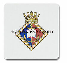 MANCHESTER  UNIVERSITIES ROYAL NAVAL UNIT (URNU) COASTER