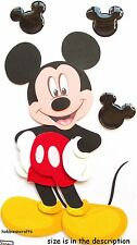 EK Success Jolee's Boutique adesivi Disney 3-d - GRANDE Mickey Mouse + Teste