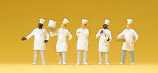 Figure Preiser H0 (10330): Chef presso Buffet