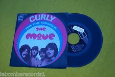 "THE MOVE Curly/This Time Tomorrow (EX+/EX+) SPAIN press 1969 Top single 7"" PROMO"