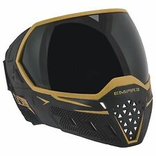 EMPIRE EVS GOGGLE - Thermal - Black / Gold - Brand New In Stock!