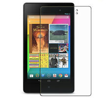 3 X Clear Ultra Thin Screen Protector For Google Nexus 7 2013 2nd Generation
