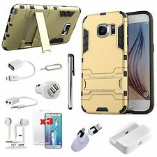 12 x Case Cover Dock Charger Earphones Accessory For Samsung Galaxy S7 Edge G935