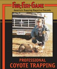 Professional Coyote Trapping Video (DVD) by Fur Fish & Game