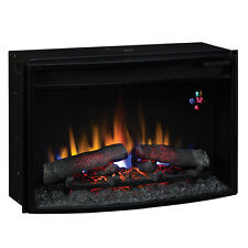 Classic Flame 23EF031GRP SpectraFire Plus Fireplace Insert with Safer Plug