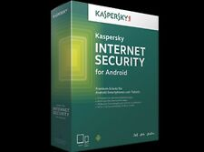 Kaspersky Mobile Security für ANDROID  Smartphones  1 Gerät 1 Jahr DOWNLOAD