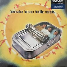 Beastie Boys - Hello Nasty - 2 x 180gram Vinyl LP - Gatefold - NEW & SEALED