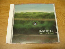 Poor, Poor Grendel by Fairewell (CD, Dec-2011, Sonic Cathedral)