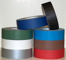 "GAFFERS TAPE, GAFF TAPE  2"" X 60YD!  BLACK OR WHITE"