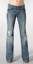 "EUC 7 for all mankind Bootcut Havana 2 Hemmed 29"" inseam size 25"