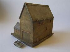 BATTLEFIELD BUILDINGS PMC 3660 (PAINTED) FACTORY WAREHOUSE TYPE 1 -  6MM