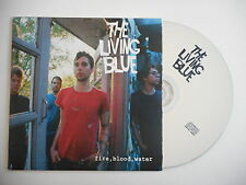 THE LIVING BLUE : FIRE, BLOOD, WATER [ CD ALBUM ] ~ PORT GRATUIT