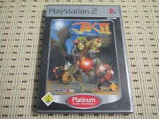 JAK II (2) Renegade für Playstation 2 PS2 PS 2 *OVP* P