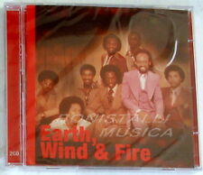 EARTH, WIND & FIRE - Same S/T Flashback Italy - 2 CD Sigillato