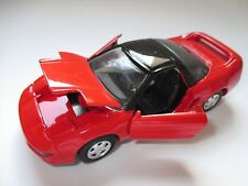 Honda NSX acura Typ NA1 in rot rouge rosso red, Yonezawa Diapet in 1:40 ( 1:43)!