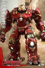 HOT TOYS HULK BUSTER 1/6 AOU IRON MAN  AVENGERS CIVIL WAR tony stark mms285