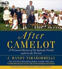 After Camelot by J. Randy Taraborrelli Audio Book 18 CD's Unabridged Pre-owned