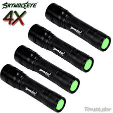 4Pcs Fokus 3000LM 3Modi CREE XML T6 LED 18650 Taschenlampe Powerful Flashlights