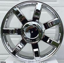 """22"""" New Wheel for Cadillac Escalade ESV EXT 2007 2008 2009 2010 Chrome Rim -336"""