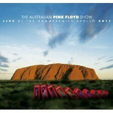 THE AUSTRALIAN PINK FLOYD SHOW -2011-LIVE FROM THE HAMMERSMITH APOLLO 2 CD NEW