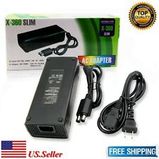 AC adapter Power Supply Charger Cable Cord brick for Xbox 360 slim NEW