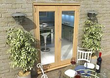 PATIO FRENCH DOORS - 5ft 1500mm 44mm - 1.8 U-VALUE - SUPPLIED UNFINISHED