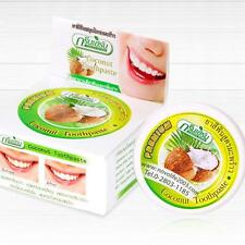 Whitening Tooth Powder Activated Coconut whitening Anti Bacteria Toothpaste SD