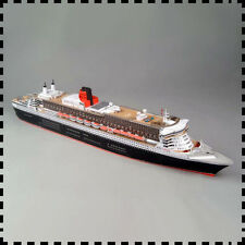 1:400 Scale Royal Mail Steamer RMS Queen Mary 2 Liner Paper Model Kit PaperCraft