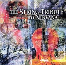 The String Quartet Tribute to Nirvana by Vitamin String Quartet (CD,...