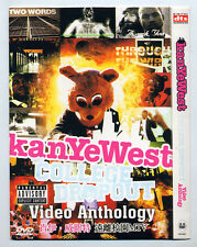 "Kanye West ""The College Dropout Video Anthology"" DVD"