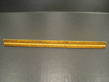 Vintage POSTS Drafting/Engineer Tri Square (Solid WOOD) - FREE SHIPPING
