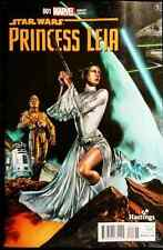PRINCESS LEIA 1 RARE MICO SUAYAN HASTINGS COLOR VARIANT NM STAR WARS