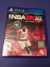 NBA 2K16 *Anthony Davis* Edition for PS4 NEW