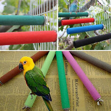 Peony Parrot Myna Bird Nest Grind Claw Mill Arenaceous Stick Standing Perch