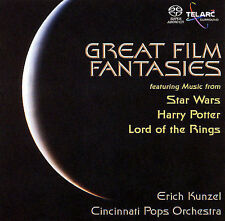 Great Film Fantasies by Kunzel, Erich