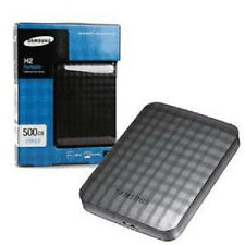 External portable 500GB Samsung USB 3.0 / USB 2.0 Hard drive,