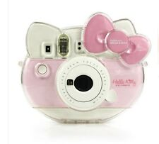 Clear Camera Case Bag For Fujifilm Polaroid instax mini Hello Kitty 40th