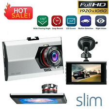 "3""Full HD 1080P Car DVR Dash Camera G-sensor Vehicle Accident Video CamRecorder"