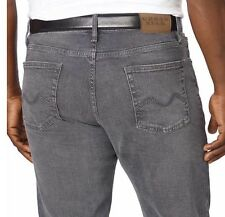 Urban Star men's jeans - relaxed fit - straight - 38x34- Grey  - NEW ARRIVAL