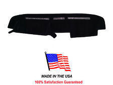 1984-1989 Toyota 4Runner Dash Cover Black Carpet TO30-5 Made in the USA
