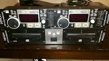 Denon DJ DN-D4500 Professional Dual Rack-mount CD/MP3 Player Used