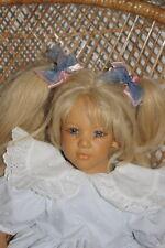 Annette Himstedt Puppe Jule mit Pony so süß Himstedt Puppe Julchen