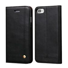 Luxury Leather iPhone 7 Flip Case Wallet